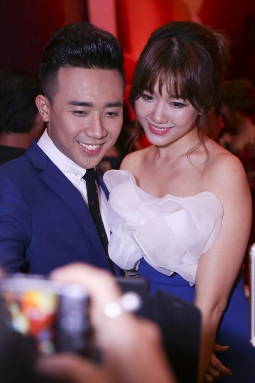 Đi với Hari Won nhưng Trấn Thành bị ghép clip với tình cũ - 2