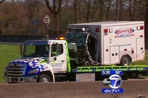 Vừa xuất viện đã tử vong vì xe cứu thương gặp nạn - 3