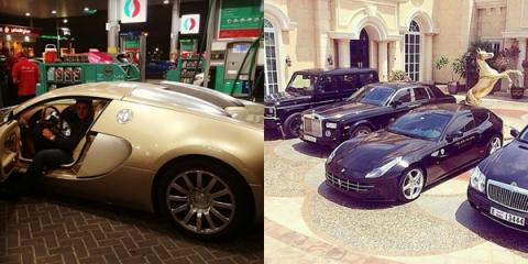 """Con nhà giàu Dubai và """"nỗi lo"""" mỗi sáng thức dậy - 1"""