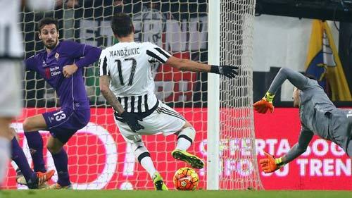 Fiorentina – Juventus: Tiến sát cửa thiên đường - 2