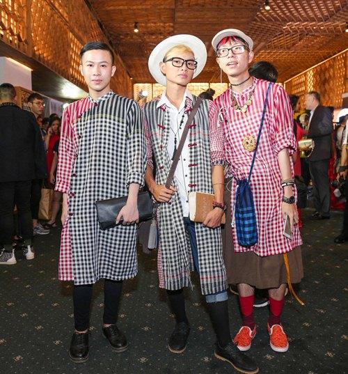 Fashionista Việt khoe cá tính thời trang độc đáo - 1