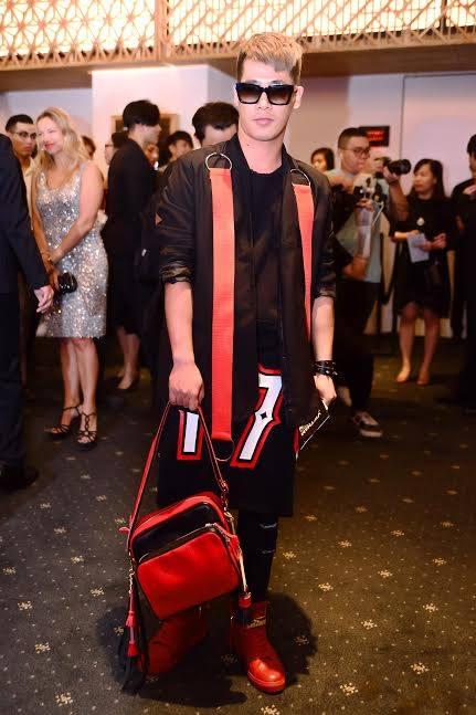 Fashionista Việt khoe cá tính thời trang độc đáo - 2