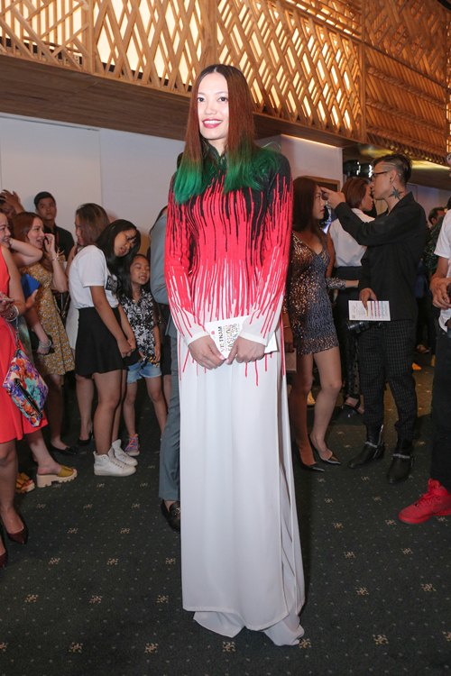 Fashionista Việt khoe cá tính thời trang độc đáo - 3