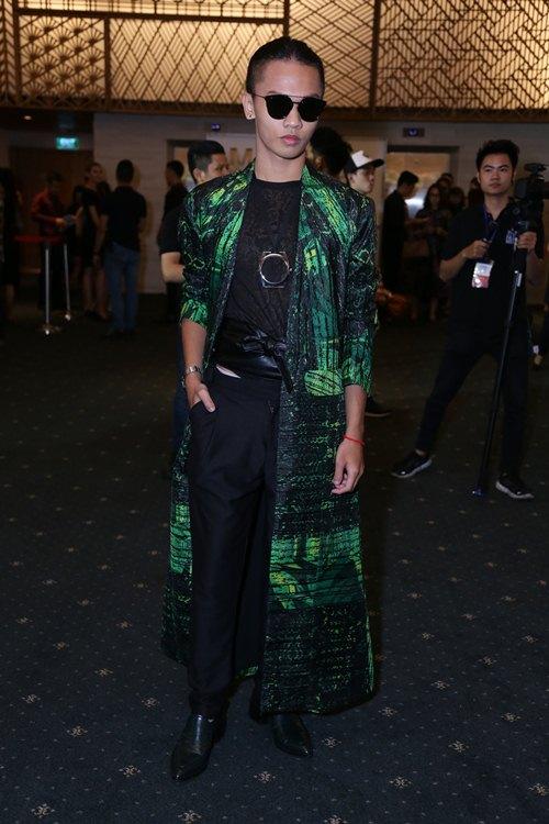 Fashionista Việt khoe cá tính thời trang độc đáo - 11