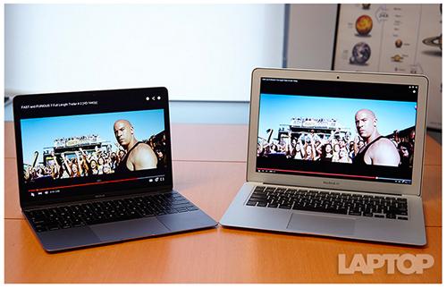 Tam tấu MacBook, MacBook Air và MacBook Pro đọ sức mạnh - 4