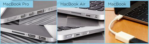 Tam tấu MacBook, MacBook Air và MacBook Pro đọ sức mạnh - 6