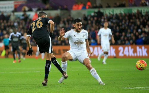 Leicester – Swansea: Gian khó tỏ anh hùng - 2