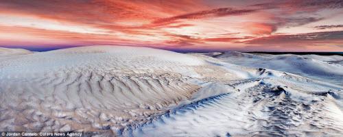 Vẻ đẹp như ở thế giới khác của cồn cát Australia - 3
