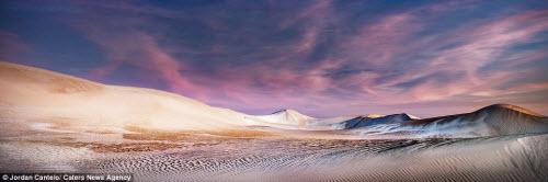 Vẻ đẹp như ở thế giới khác của cồn cát Australia - 4