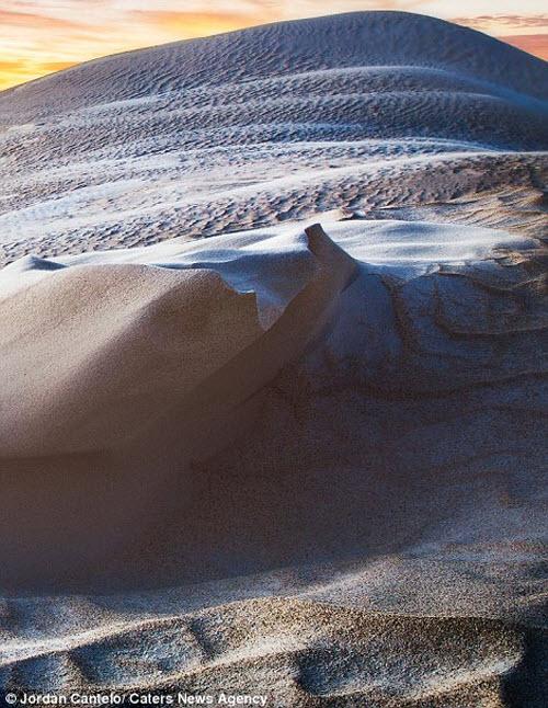 Vẻ đẹp như ở thế giới khác của cồn cát Australia - 6