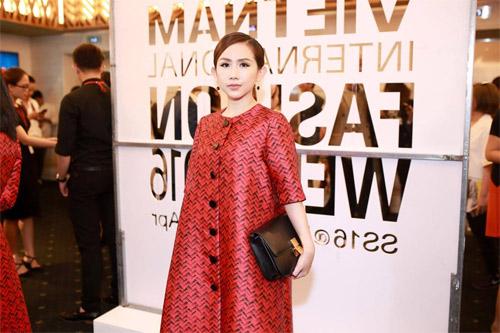 Fashionista Việt khoe cá tính thời trang độc đáo - 5