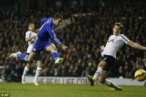 Tin HOT tối  24/4: Hazard muốn Leicester vô địch NHA - 1