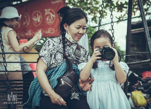 Chân dung cô bé 5 tuổi đóng phim cùng Hoài Linh - 5