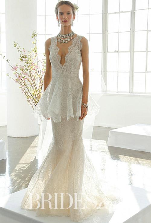 """Váy cưới đẹp tới mức """"phải nín thở"""" của Marchesa - 5"""