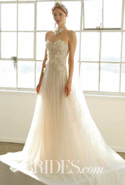 """Váy cưới đẹp tới mức """"phải nín thở"""" của Marchesa - 13"""