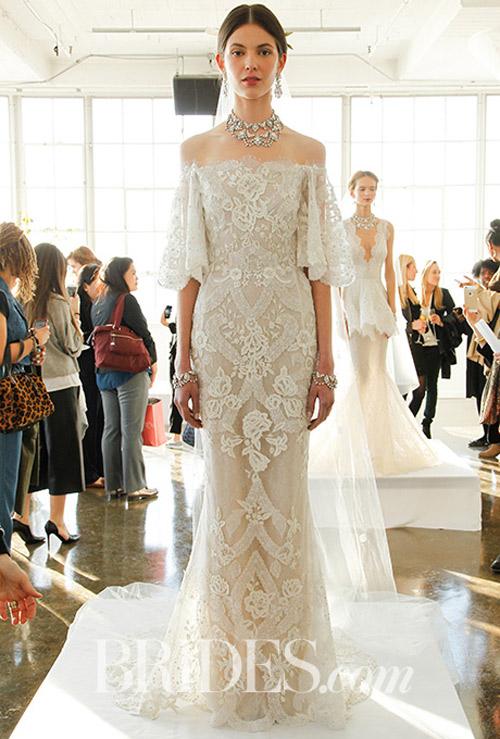 """Váy cưới đẹp tới mức """"phải nín thở"""" của Marchesa - 14"""