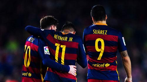 """Barca: Bị loại khỏi cúp C1 lại """"hóa hay"""" - 2"""