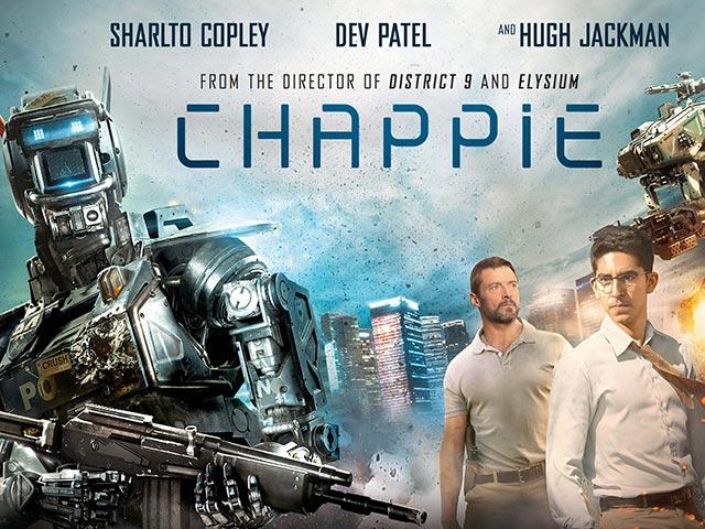 Trailer phim: Chappie - 1