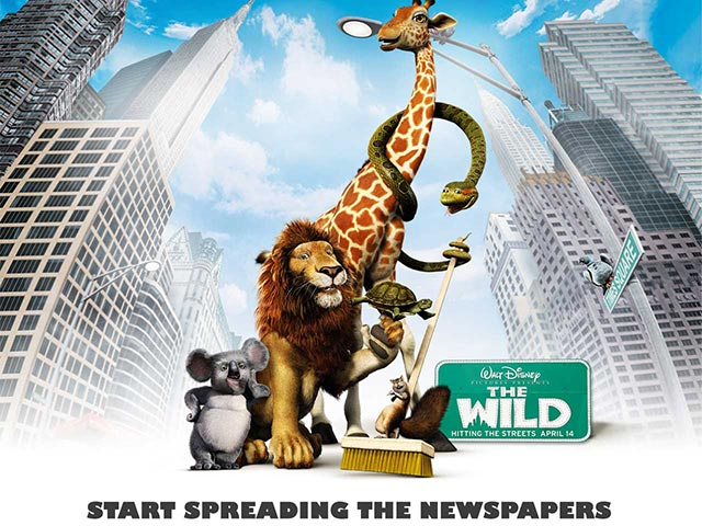Trailer phim: The Wild - 1
