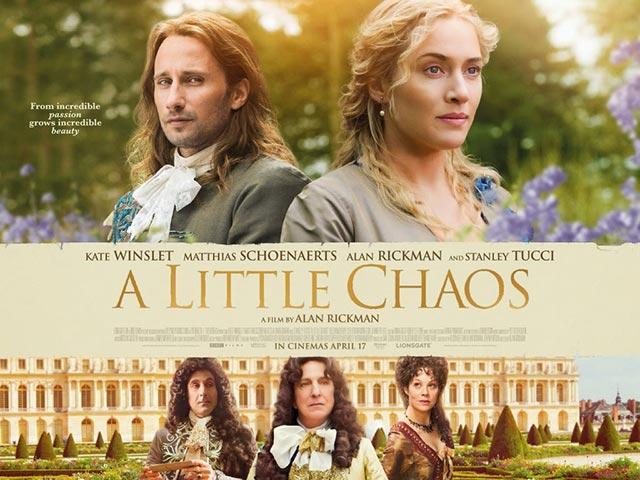 Trailer phim: A Little Chaos - 1