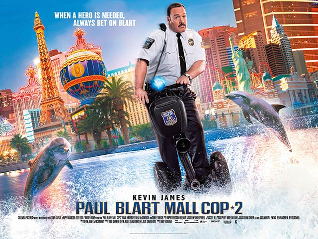 Trailer phim: Paul Blart: Mall Cop 2 - 1