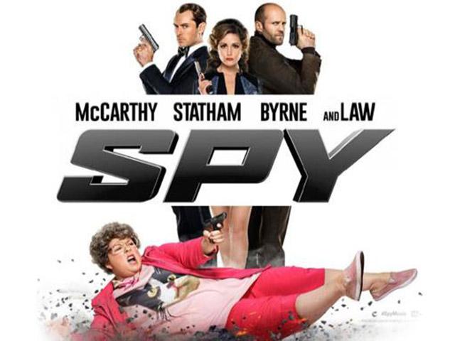 Trailer phim: Spy - 1