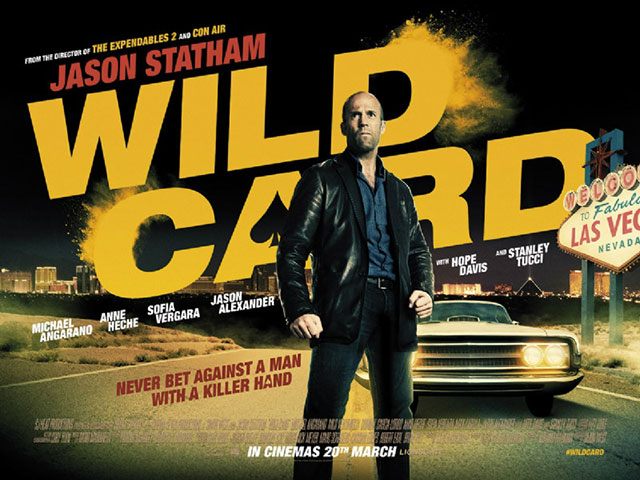 Trailer phim: Wild Card - 1