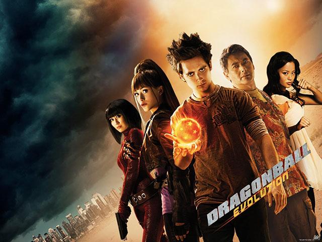 Trailer phim: Dragonball Evolution - 1