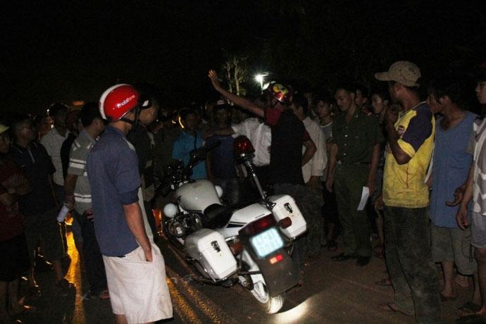 Vụ tự đâm xe trọng thương: CSGT thừa nhận truy đuổi - 2