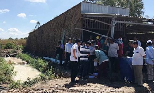 Nạn nhân ngạt khí biogas tại Cà Mau qua cơn nguy kịch - 3