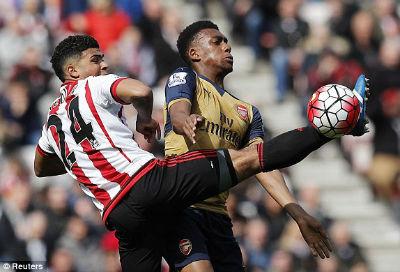 Chi tiết Sunderland – Arsenal: Bảo toàn mành lưới (KT) - 5