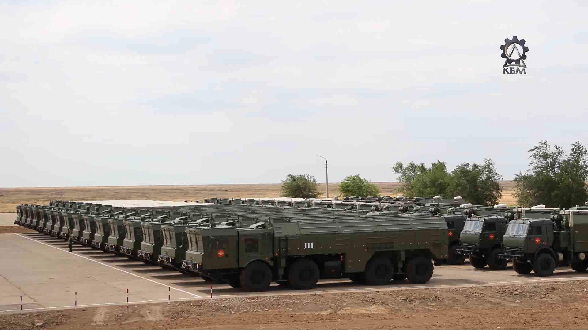 """Iskander - tên lửa đạn đạo tầm ngắn """"vô hình"""" của Nga - 1"""