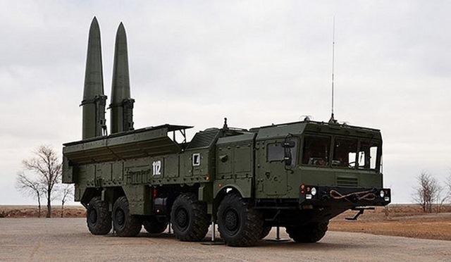 """Iskander - tên lửa đạn đạo tầm ngắn """"vô hình"""" của Nga - 3"""