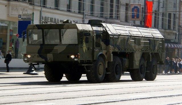 """Iskander - tên lửa đạn đạo tầm ngắn """"vô hình"""" của Nga - 4"""
