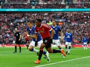 Bóng đá - Everton - MU: Vỡ òa phút bù giờ