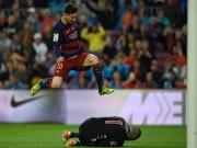 """Bóng đá - Chi tiết Barca - Gijon: """"Cơn điên"""" của Suarez (KT)"""