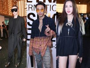 Thời trang - Fashionista Việt khoe cá tính thời trang độc đáo