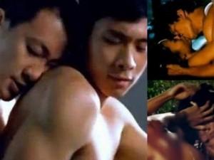 """Phim - Sao Việt dở khóc dở cười khi đóng cảnh """"phòng the"""""""