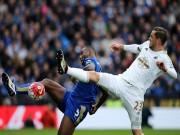 Bóng đá - Chi tiết Leicester – Swansea: Nhấn chìm đối thủ (KT)