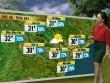 Dự báo thời tiết VTV 24/4: Oi nóng trở lại miền Bắc