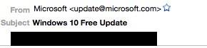 Bạn có là nạn nhân của trò lừa đảo mạo danh Windows 10? - 1