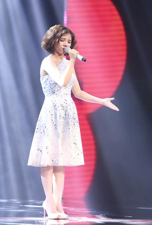 Giọng ca 16 tuổi khóc nức nở khi gặp lại mẹ tại X-Factor - 2