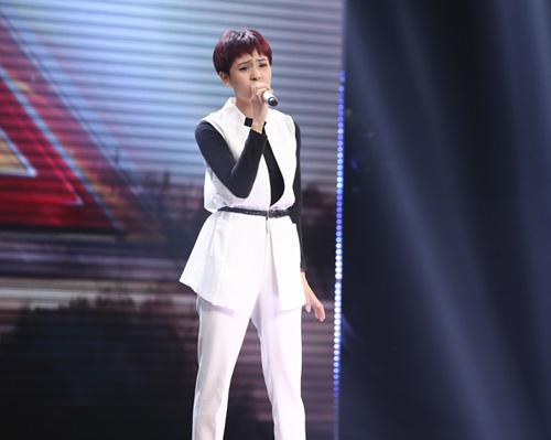 Giọng ca 16 tuổi khóc nức nở khi gặp lại mẹ tại X-Factor - 6