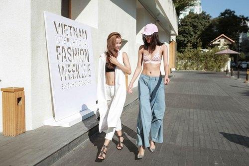 Tuần lễ thời trang Việt Nam 2016 - 1