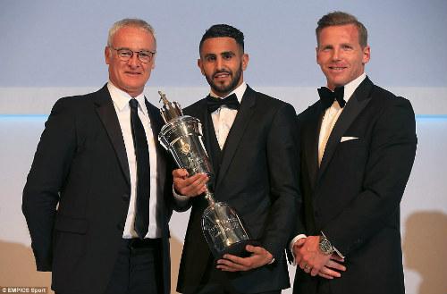 Cầu thủ hay nhất NHA 2015/16: Vinh danh Mahrez - 1