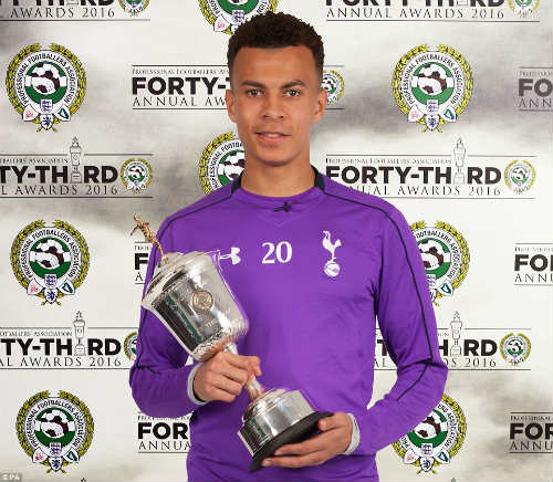 Cầu thủ hay nhất NHA 2015/16: Vinh danh Mahrez - 2