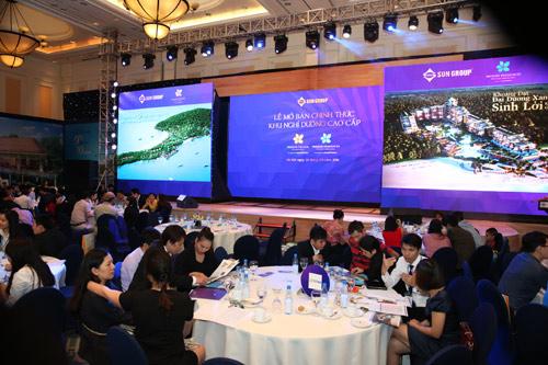 Hai dự án BĐS đẳng cấp của Tập đoàn Sun Group thu hút chủ đầu tư - 1
