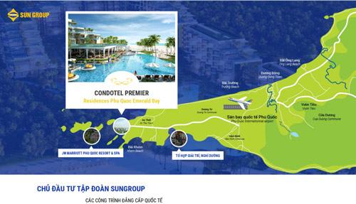 Sun Group mở bán dự án Condotel quốc tế tại Hà Nội và TP HCM - 1