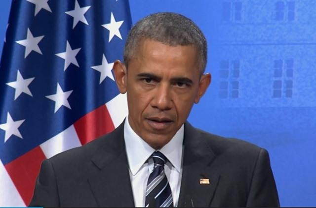 Thái độ của Obama khi Triều Tiên ra điều kiện về hạt nhân - 1