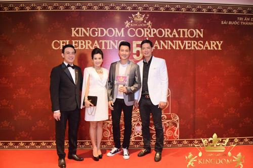 Sao Việt chúc mừng kỷ niệm 5 năm thành lập hệ thống Kingdom - 4